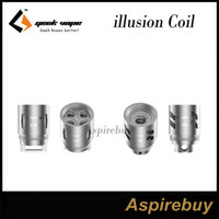 original productions - Geekvape illusion Coil i4 ohm Coil W W for Larger Vapor Production i1 Coil ohm Coils W W for Better Flavor Original