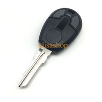 Wholesale Key Remote For Positron - 20pcs lot New style 2 buttons replacement remote car key case shell fob for fiat positron EX300 with GT15 blade with logo