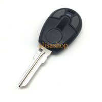 Wholesale positron car for sale - Group buy 2 buttons replacement remote car key case shell fob for fiat positron EX300 with GT15 blade with logo