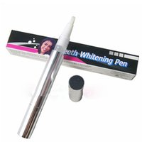 Wholesale Teeth Whitening Pen Gels - Teeth Whitening Pen Scaler Gels Tooth Bleaching Dirt Soot Black Tooth Soft Brush Teeth Dental Care Products Device Tooth Whitening