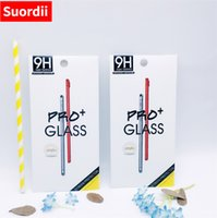 Wholesale glasses box products for sale - Group buy New Product Package For Cell Phone Tempered Glass Screen Packing Box Retail Protective Paper packaging Boxes