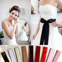 Cinturon para vestido blanco y negro
