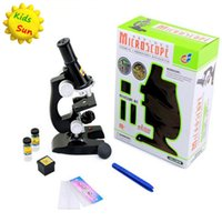 Wholesale Preschool Development - Fashion Children Early Development Educational Microscope Preschool Novelty & Gag Toys