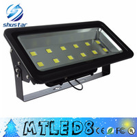 Wholesale Led Flood Projector - LED Floodlight 600W Brightness Led Flood Light Spotlight AC85-265V Waterproof Outdoor Wall Lamp Projectors