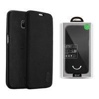 Wholesale Iphone Slimmest Flip Case - For iphone 7 case wallet rose gold red black flip book case soft slim case for iPhone 7 Plus Samsung S7 edge
