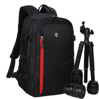 Wholesale Dslr Camera Bag Backpack - 2017 Hot selling New Waterproof Photography Camera video Backpack Camera Photo Bag For Nikon Canon Slr Dslr Camera Lens