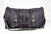 Wholesale Cool Business Bags - Handbag Travel Bag Business New Fashion Handbags Formal Suitcase Super Travel Duffle Cool Black Garment Travel Bag