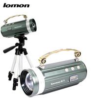 zoombares weißes licht großhandel-Tragbare im Freien zoombare Nachtfischen-LED-Taschenlampe Blau / Purpur / Weiß / UV-Strahln-aufladbares Licht 3 Modi Drei Lichtquelle-Glühen-Boot