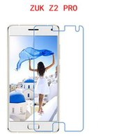 Wholesale Tempered Glass Lenovo Z2 Pro - Tempered Glass For Lenovo ZUK Z2 PRO phone film Phone Protective Phone film touch screen protector