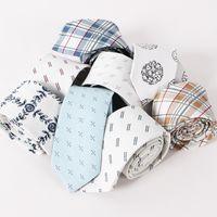 Wholesale Korean Fashion Accessories Wholesale Men - Men's narrow version of fashion leisure Korean tie accessories