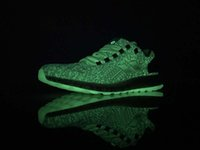 Wholesale Soft Jellyfish - 2017 Jellyfish Joint Models A+++ Pure Boost Glow in The Dark S80981 Real Boost Running Shoes Moonrock Oxford Tan Letter Sports Shoes