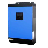 Wholesale Solar Panel Hybrid - Low Cost Solar Panel Hosehold Power Inverter 48V 230V 4000VA 50HZ  60HZ for Hybrid Solar Power System