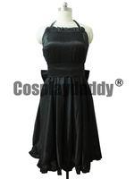Wholesale K Mio - K-ON Akiyama Mio Black Sexy Lolita Party dress Cosplay Costume