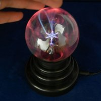 Wholesale Electrostatic Lamp - Xinqite snowflake ball electrostatic ion magic ball magic lamp USB light snow