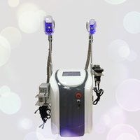 Wholesale Cavitation Pads - Lipolaser pads slimming machine 4 In 1 Ultrasonic Cavitation Radio Frequency lipo freeze fat free machine for home use