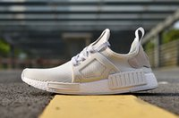 Wholesale Vintage Shoes Sale - Free Shippping NMD XR1 Vintage White Zebra OG Triple Black Shoes for Womens Mens nmds sneakers on sale size 36-45 Come With Box