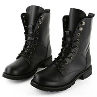 Wholesale Martin Boots For Men - Wholesale-Autumn Winter Motorcycle Boots Thick With Knight Boots Martin Boots Suitable For Men And Women