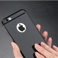 Wholesale Case Cover Dustproof Plug - For iPhone 6 7 Plus Phone Case Frosted Matte Soft TPU Case Dustproof Plug Candy color Cover For iPhone 5s se 6s plus