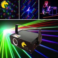 Wholesale Sd Ilda Laser - 500mw TTL RGB laser light fireworks ILDA projector SD card Ishow dj lights disco light KTV light pub light text laser laser animation light