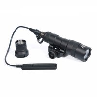 Wholesale Momentary Led - SF M300 M300B Mini Light Tactical Flashlight Constant and Momentary Torch