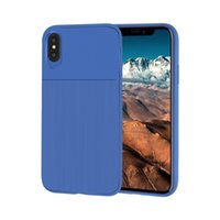 Wholesale Cheap Wire Covers - Wholesale Cheap Multi-Color Blue Fashion Style Top Sale TPU PC Wire Drawing Cover For IphoneX 8 8 Plus