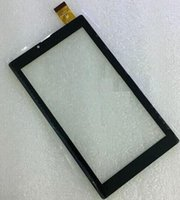 Wholesale Replacement Screens For Iphone 3g - Wholesale- New For Digma Optima 7008 3G TT7053MG touch screen digitizer glass touch MF-874-070F SE-399-070F Replacement Free Shipping