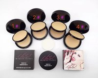 12pcs/box case free long - Double deck powder Skin whitening Concealer modify Brighten in three color color case pack DHL
