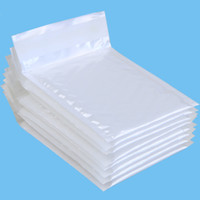 Wholesale Packaging Bubbles - Wholesale- (110*130mm) 10pcs lots Bubble Mailers Padded Envelopes Packaging Shipping Bags Kraft Bubble Mailing Envelope Bags