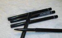 göz kalemi 24'lü toptan satış-24 Adet / grup Pro Marka Makyaj Döner Geri Çekilebilir Siyah Jel Eyeliner Güzellik Kalem Kalem EyeLiner