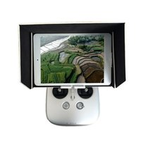 Wholesale Sun For Tablet - Wholesale- For DJI Inspire 1 Phantom 3 Sunshade Sun Hood 9.7inch for iPad Air Tablet
