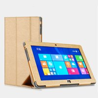 Wholesale cube inches quad core tablet for sale - inch For CubeE i10 Dual System Quad core WIN8 Win10 Tablet leather case Specific Protection shell