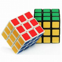 Wholesale MOQ Rubics Cube Rubix Cube Magic Cube Rubic Square Mind Game Puzzle for Kids Color Multicolor x5 x5