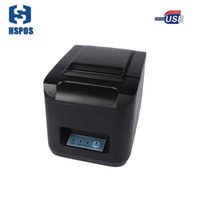 Wholesale High quality pos printer thermal driver download restaurant online order printer with cutter USB interface desktop printing machine