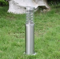 IP55 Column Outdoor Lights   Outdoor Pole Rod Bollard Light Column Post  Lamp LED Modern Stainless