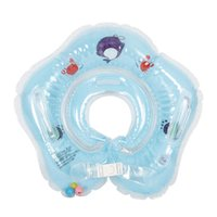 Wholesale Infant Inflatable Pool - PVC Baby Infant Newborn Swim Swimming Neck Float Inflatable Ring Safety Circle 4 colors Swimming pool accessories