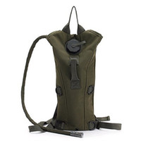 Wholesale Military Backpack Hydration Bladder - Camping Military Tactical Bag Canvas Campus Travel Sport 2.5L Backpack With Water Bladder Rucksack nylon Free china post