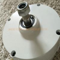 Wholesale Dc Rectifier - 200w 24v one-shaft low rpm permanent magnet alternator+ Rectifier( convert AC to DC)