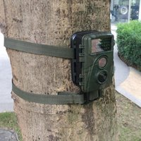 Wholesale Night Wildlife Cameras - IP56 Waterproof Scouting LED Video Recorder Night Vision Cam Hunting Detection Trail Camera Trap Wildlife IR Infrared