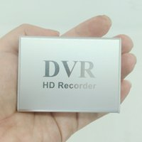 Le plus récent DVR 1-Channel DVR + carte SD DVR 1CH HD Xbox DVR en temps réel mini DVR Board Video Compression Ann