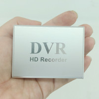 Più recente 1 canale cctv DVR + SD Card 1Ch HD DVR in tempo reale mini DVR Video Recorder Board Video Compression Ann