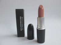 lábios líquidos venda por atacado-Top qualidade maquiagem batom Querida amor cor por favor me cor batom net 3g com nome em inglês