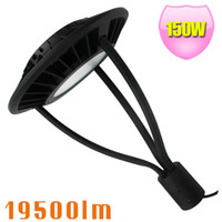 150W LED Circle Street Light IP65 Substituir 1000W Metal halide Pole Post Top Fixture Garden Yard Light AC100-277V