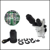 Wholesale Microscope Digital Eyepiece Camera - Freeshipping Portable Auto focus 8 MP Telescope Microscope Electronic Eyepiece USB Digital Industrial Eyepiece Camera For Image Capture
