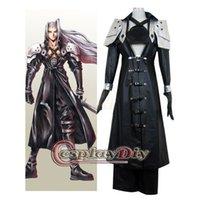 Costume Cosplay Costume Costume Final Fantasy VII 7 Costume Cosplay Sephiroth