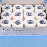 Wholesale Wholesale Surgical Tape - Wholesale- 6pcs 3M Surgical Tape Protect Under Eyelash For Eyelash Extension Soft Feeling Professional Tools On the Eye Pad