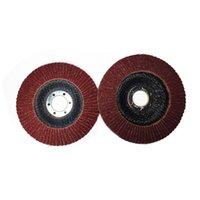 Wholesale Flap Grinding Wheel - Tovia 10pcs Grinding Wheels Discs Flap Grinding Sanding Discs Angle Wheel Polishing Wheels