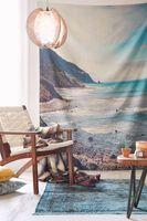 Wholesale Decorative Handmade Wall Art - 150 * 130cm Wall Decorative Hanging Tapestries Indian Mandala Style Bedspread Ethnic Throw Art Floral Towel Beach Meditation Yoga Throw Mat