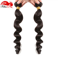 Wholesale Chinese Sale Beauty - Brazilian Loose Wave Virgin Hair beauty Grade Hannah Hair 4 Bundles 8-30 Inches Virgin Brazilian Human Hair On Sale