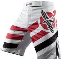 Wholesale Wholesale Performance Pants - New Wholesale - MMA Fight shorts male capri pants Elevate Performance Shorts-White black