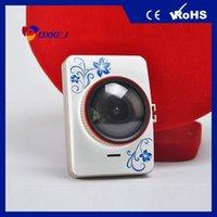 Wholesale Original Mini Sd Card - High quality Car DVR Night Vision Original Car carmera recorder Dash Cam Camera Black Box 1920x960 recorder